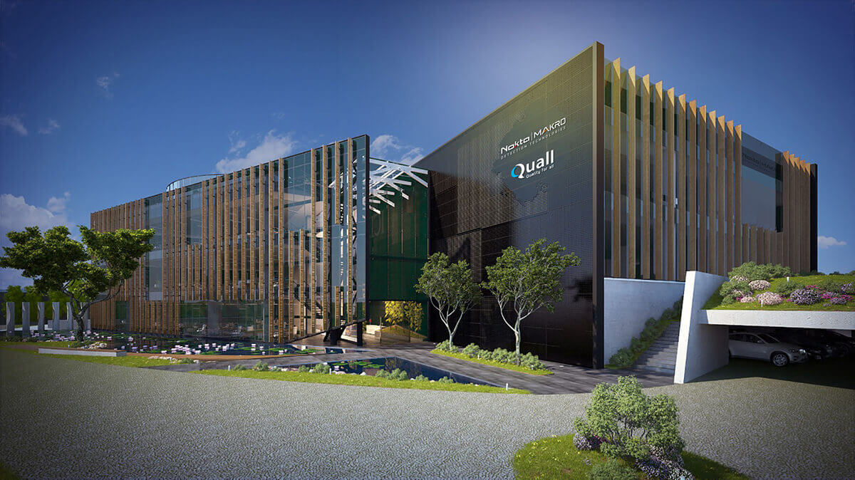 Quall New Building