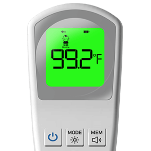 QuallThermo Fahrenheit